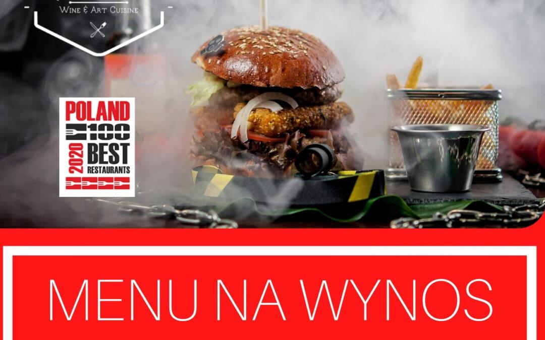 Weekendowe Menu Na Wynos 2021